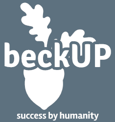 beckUP – success by humanity